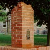 Kleiner Klinkerbrunnen