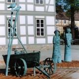 Ausschnitt Markbrunnen Angermünde