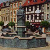 Marktbrunnen Schmölln/ Thüringen
