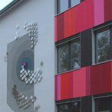 Fassadengestaltung Schwedt/O.