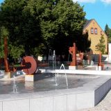 "Brunnen ""Stadtbad""Templin"